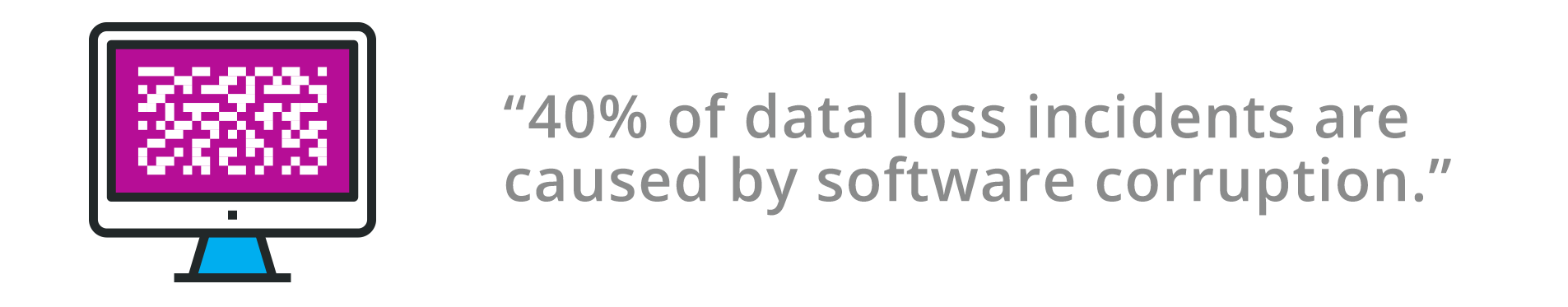data loss stat