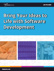 Software Development whitepaper Cover