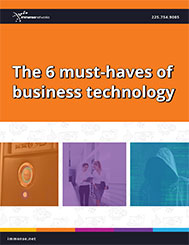 business technology must haves