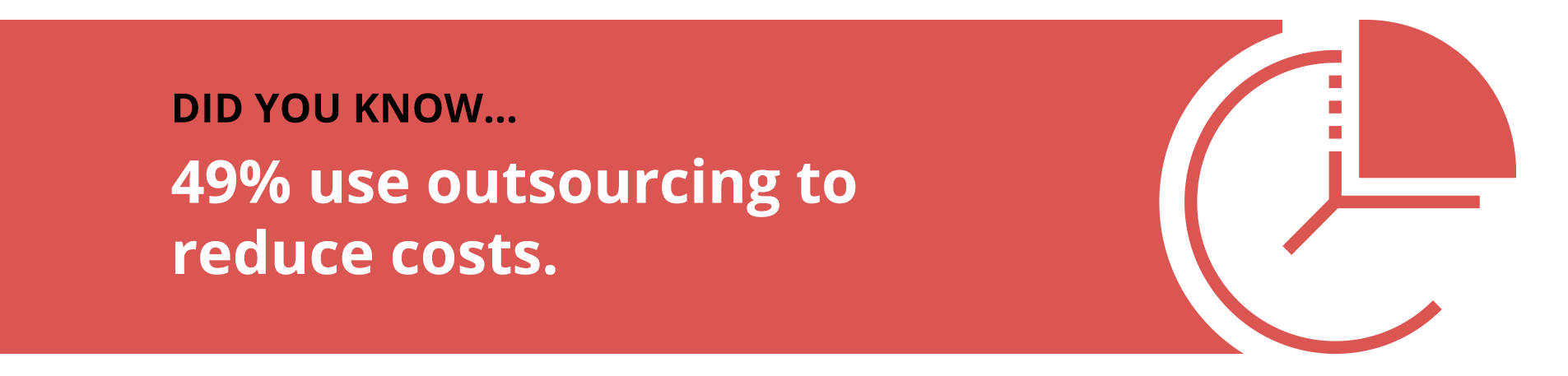 Outsourcing Statistic