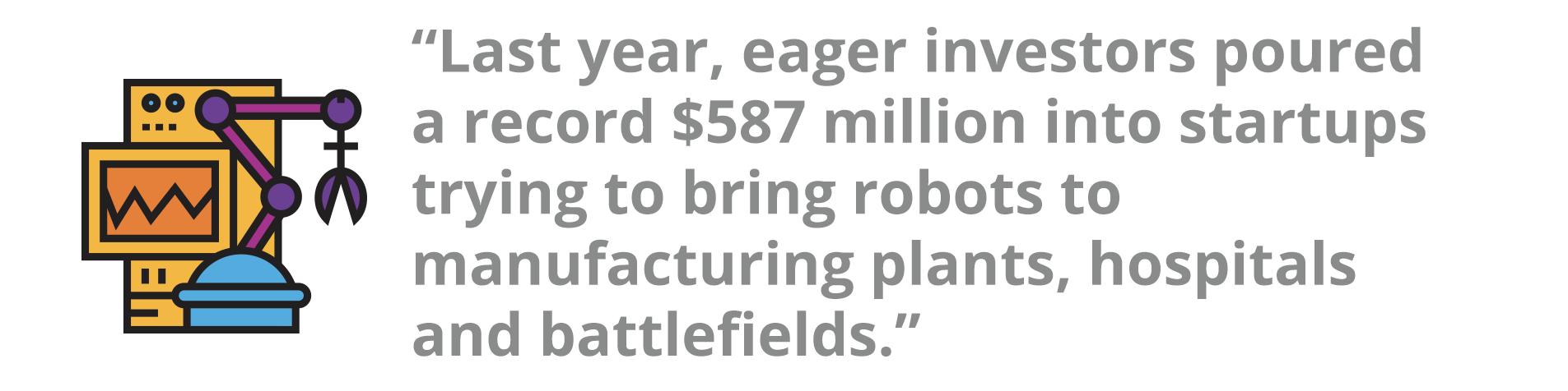 Robot stat